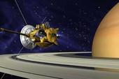 Toàn cảnh tàu vũ trụ tỉ USD tự sát trên sao thổ