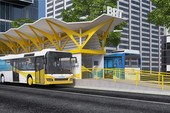 TP.HCM chưa dừng dự án xe buýt nhanh BRT