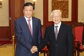 Tổng Bí thư tiếp đoàn đại biểu Đảng Cộng sản Trung Quốc