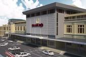 Bộ GTVT chưa nhận được đề xuất xây ga Hà Nội 40-70 tầng
