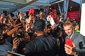 Beckham, cua sốt ớt và bóng đá