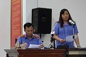 Luật sư thất vọng về đối đáp của VKS