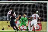 Champions League: 'Hùm xám' sập bẫy