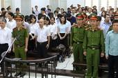 Vụ OceanBank: Nguyễn Xuân Sơn lãnh án tử hình