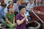 Bà Thu Nga khai chi tiền tỉ để được giao dự án