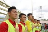 Lâm Ti Phông 'đơn độc' trên đội tuyển