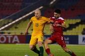 Hòa Úc, Syria ngất ngây như đoạt vé dự World Cup