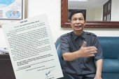 Không cho ông Nguyễn Minh Mẫn họp báo