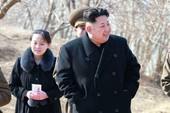 Em gái ông Kim Jong-un vào Bộ Chính trị Triều Tiên