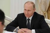 'Thương hiệu' ông Putin phủ sóng toàn cầu