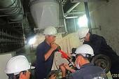 Nơi xử lý nước thải lớn nhất TP.HCM kêu cứu