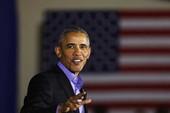 Ông Obama vận động tranh cử cho 2 ứng viên Dân chủ