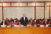 Đảng bộ Hà Nội phải là đảng bộ tiêu biểu của cả nước