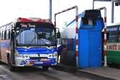 CSGT khuyên tài xế không gây rối tại trạm BOT