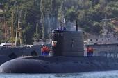 Mỹ vất vả 'săn tìm' tàu ngầm Nga