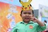 Pokémon có bản quyền phát hành tại Việt Nam