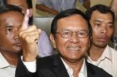 Tòa Campuchia bác yêu cầu thả thủ lĩnh đối lập