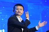 Tỉ phú Jack Ma: 'Xã hội không tiền mặt đang tới gần'