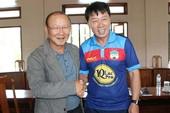 HLV Park Hang-seo không dùng cầu thủ SL Nghệ An
