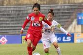 Giải vô địch bóng đá nữ: Xáo trộn trật tự tốp 4
