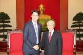 Tổng Bí thư Nguyễn Phú Trọng tiếp Thủ tướng Canada