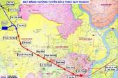 TP.HCM xin tăng 800 triệu USD làm tuyến metro số 2