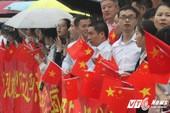 Lễ đón Chủ tịch Trung Quốc Tập Cận Bình thăm Việt Nam