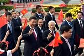 3 trọng tâm tăng cường trong hợp tác Việt-Trung