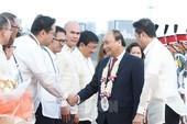 Thủ tướng Nguyễn Xuân Phúc bắt đầu tham dự ASEAN-31