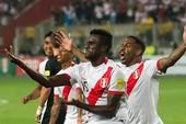 Peru đoạt vé vớt cuối cùng dự World Cup 2018