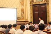 TP.HCM họp khẩn đối phó áp thấp nhiệt đới