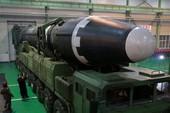 Hàn Quốc: Tên lửa Triều Tiên vừa thử mới toanh