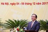 Hà Nội sẽ trình Bộ Chính trị đề án chính quyền đô thị