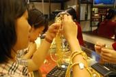 Vì sao Nhà nước muốn độc quyền vàng tài khoản?
