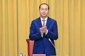 Chủ tịch nước đánh giá cao công tác an ninh APEC 2017