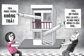 Việt kiều Mỹ chia tay 'đòi quà' nhà đất bất thành