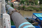 Hàng loạt cầu yếu cản trở giao thông đường thủy
