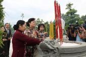 Lãnh đạo TP.HCM dâng hương tri ân các anh hùng liệt sĩ
