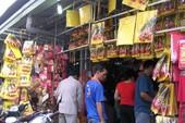 Dạo chợ hàng mã ngày cuối năm