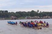 Tưng bừng lễ hội đua ghe truyền thống trên sông Hương