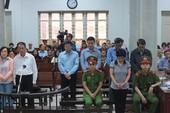 Châu Thị Thu Nga kháng cáo toàn bộ bản án sơ thẩm