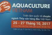 Triển lãm quốc tế ngành thủy sản tại Cần Thơ