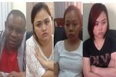 Đề nghị truy tố nhóm lừa tiền phụ nữ Việt Nam