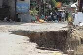 Vụ sạt lở tại An Giang: Thiệt hại gần 90 tỉ đồng
