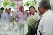 Sau TP.HCM, 'Phiên chợ xanh-tử tế' về Cần Thơ