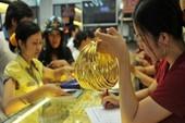 Giá vàng đang ở mức cao nhất gần 1 tháng
