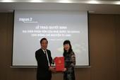 Tân chủ tịch công ty thanh toán lớn nhất Việt Nam