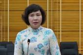 Cổ phiếu của gia đình Thứ trưởng Kim Thoa lao dốc