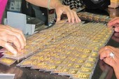 Nhà đầu tư lời 1 triệu đồng/lượng vàng