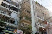 Bác xây căn hộ siêu nhỏ vì sợ ổ chuột trên cao